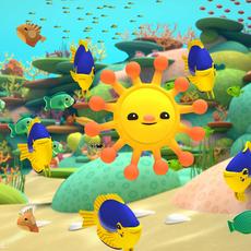 극장판 바다 탐험대 옥토넛: 대산호초 보호작전